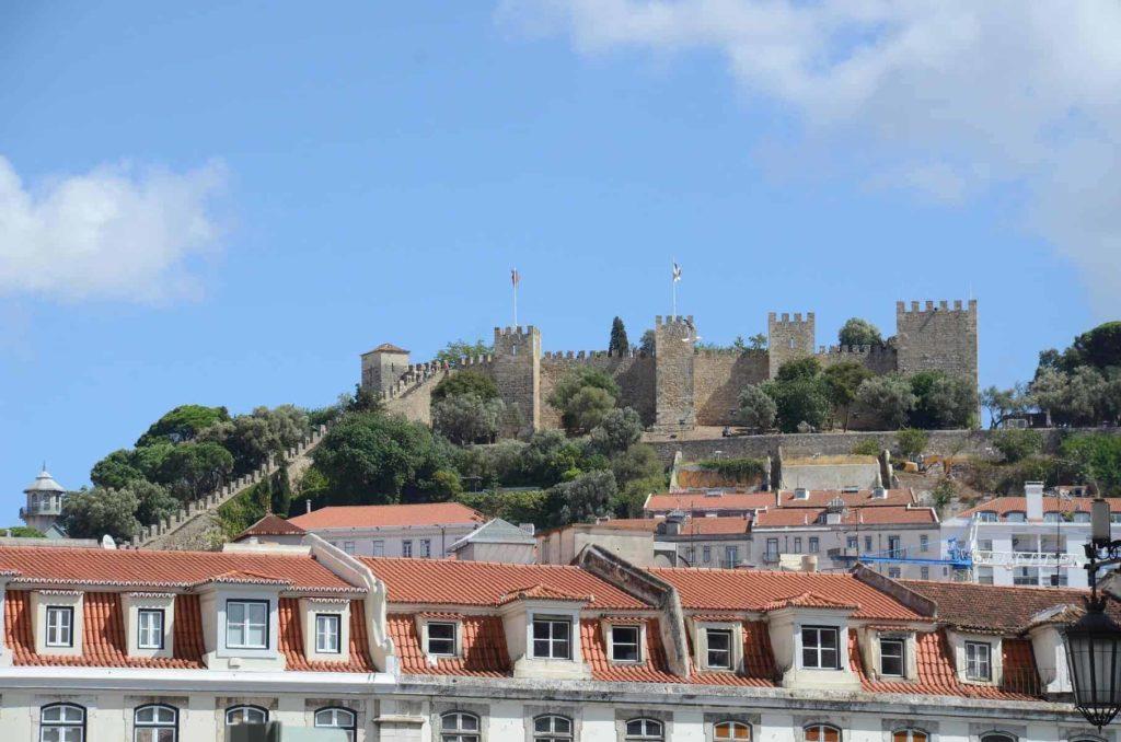 Sao Jorges Castle