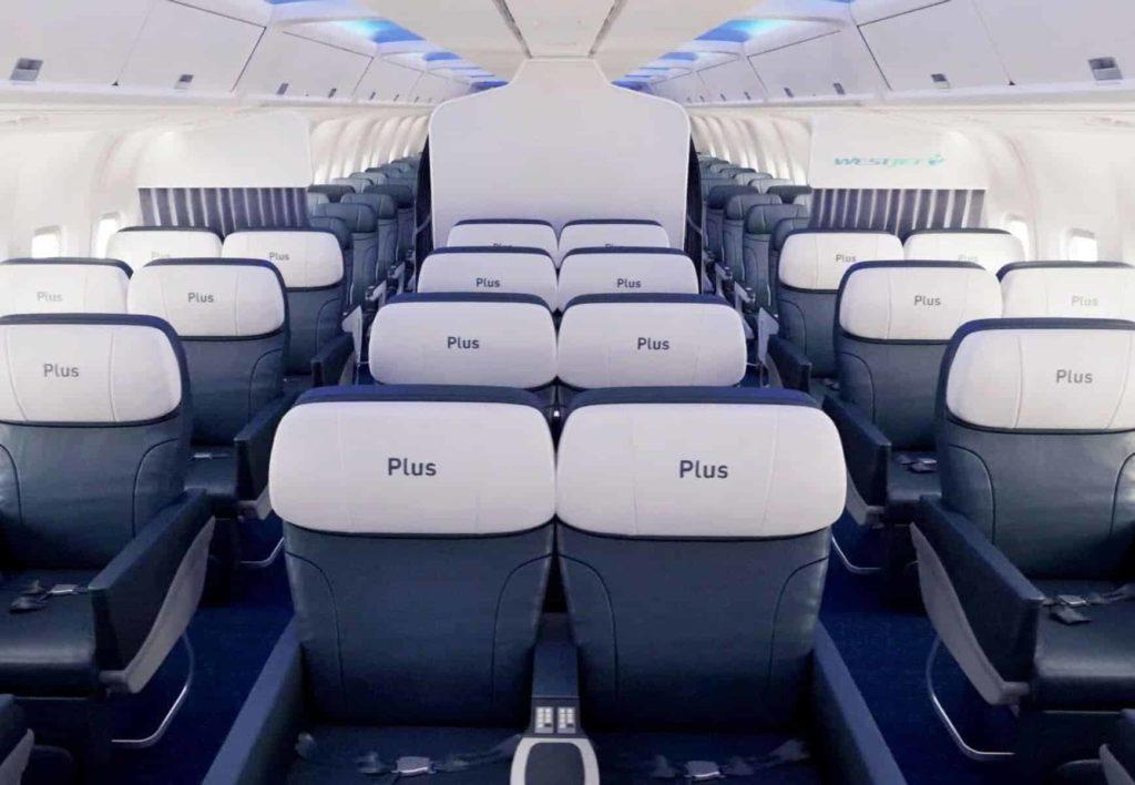 767 interior