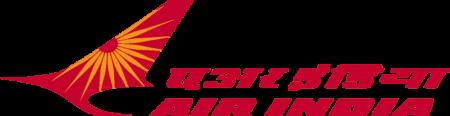 800px air india logo svg