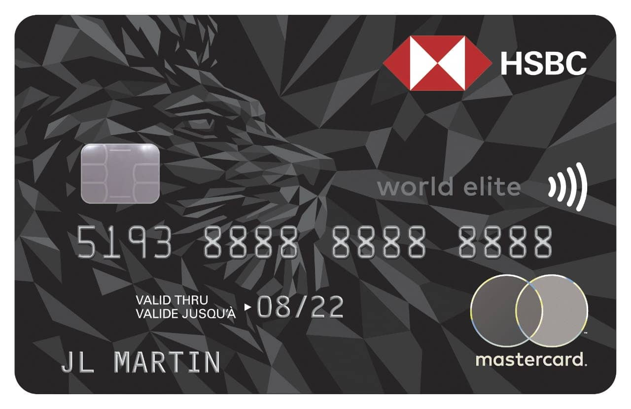 HSBC World elite
