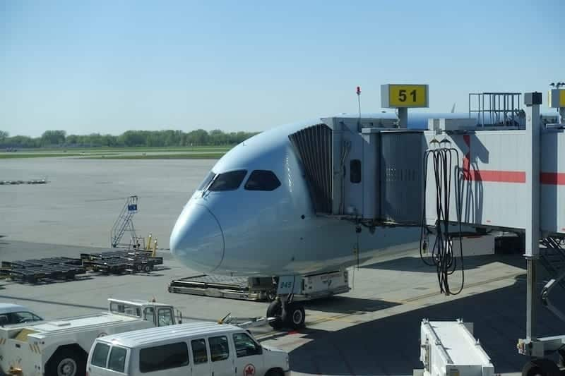 ac497 montreal toronto air canada boeing 787 26