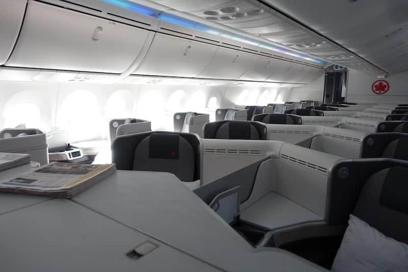 ac497 montreal toronto air canada boeing 787 29