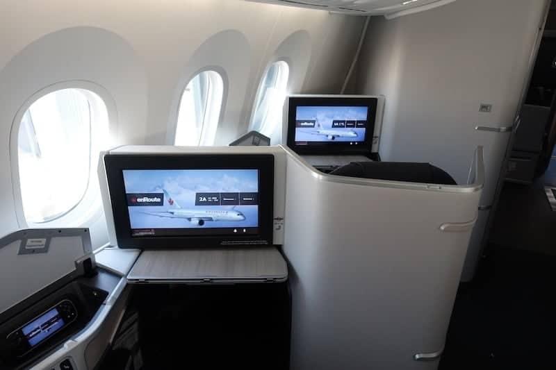 ac497 montreal toronto air canada boeing 787 31