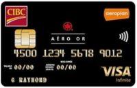 aero or cibc visa infinite
