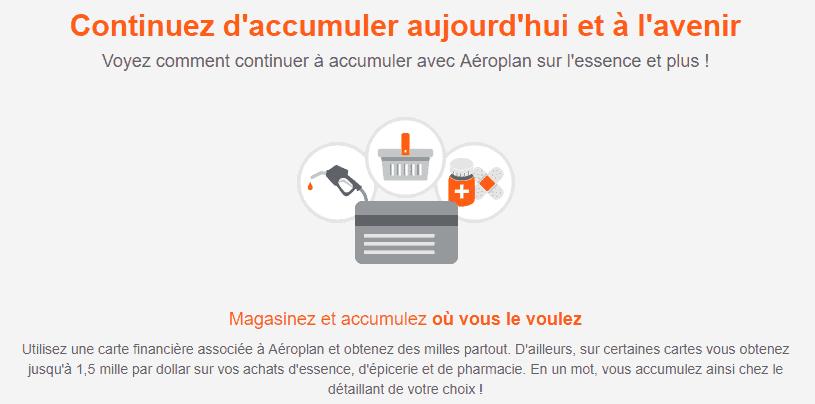 Carte Optimum.Esso Divorce Avec Aeroplan Pour Se Remarier Avec Pc