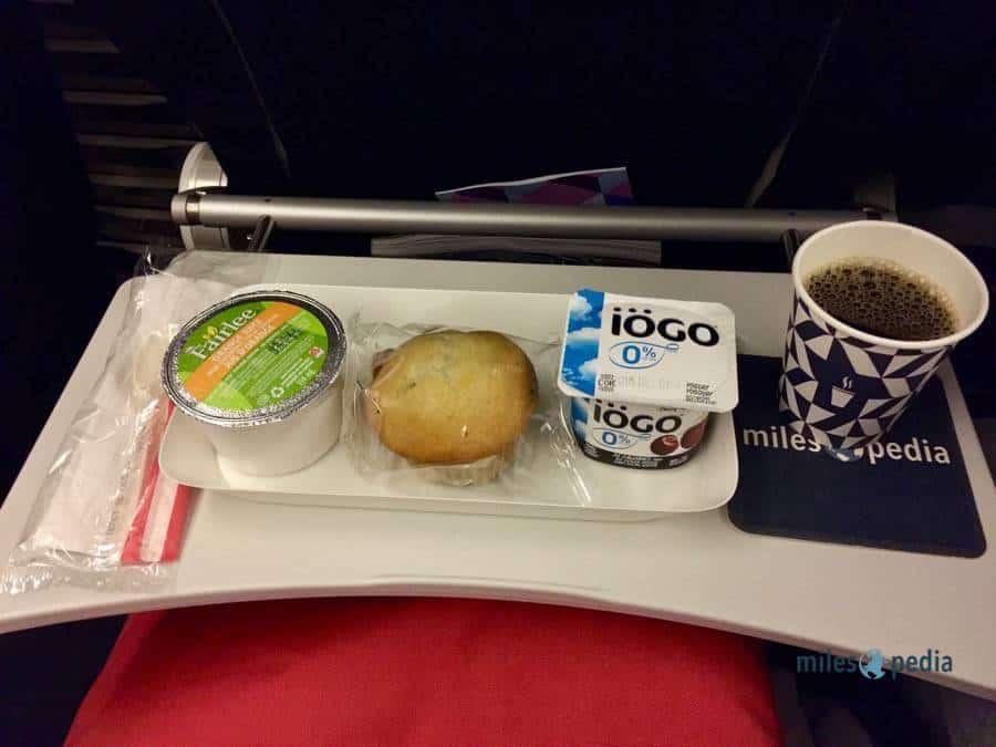 Déjeuner - Air France AF347
