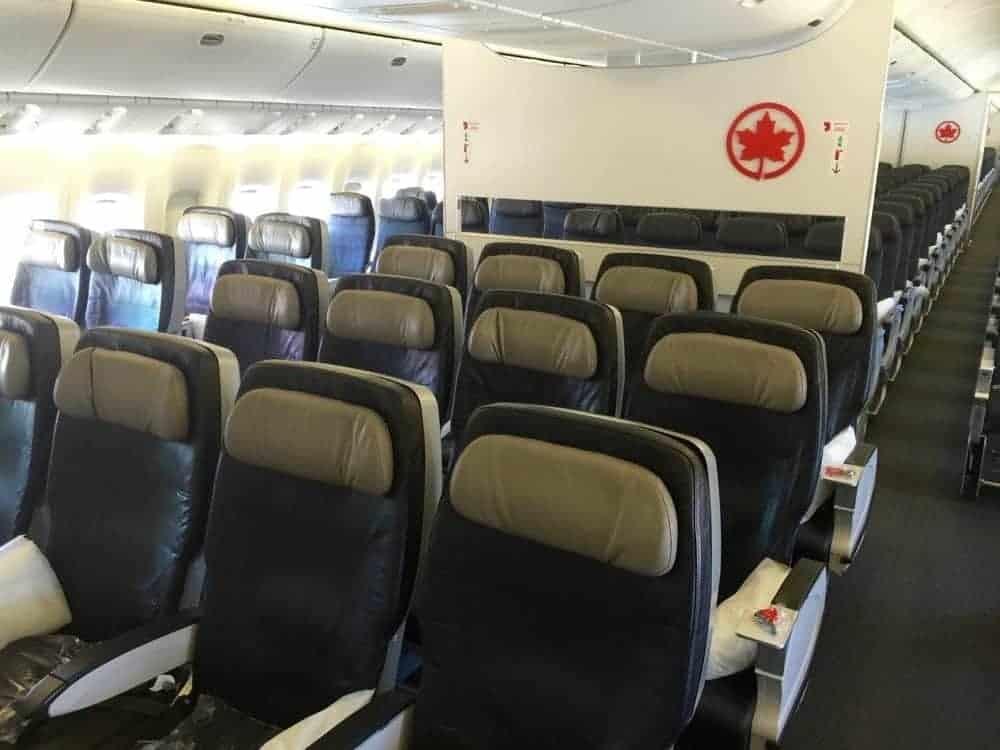 air canada affaires 777 cdg yul41