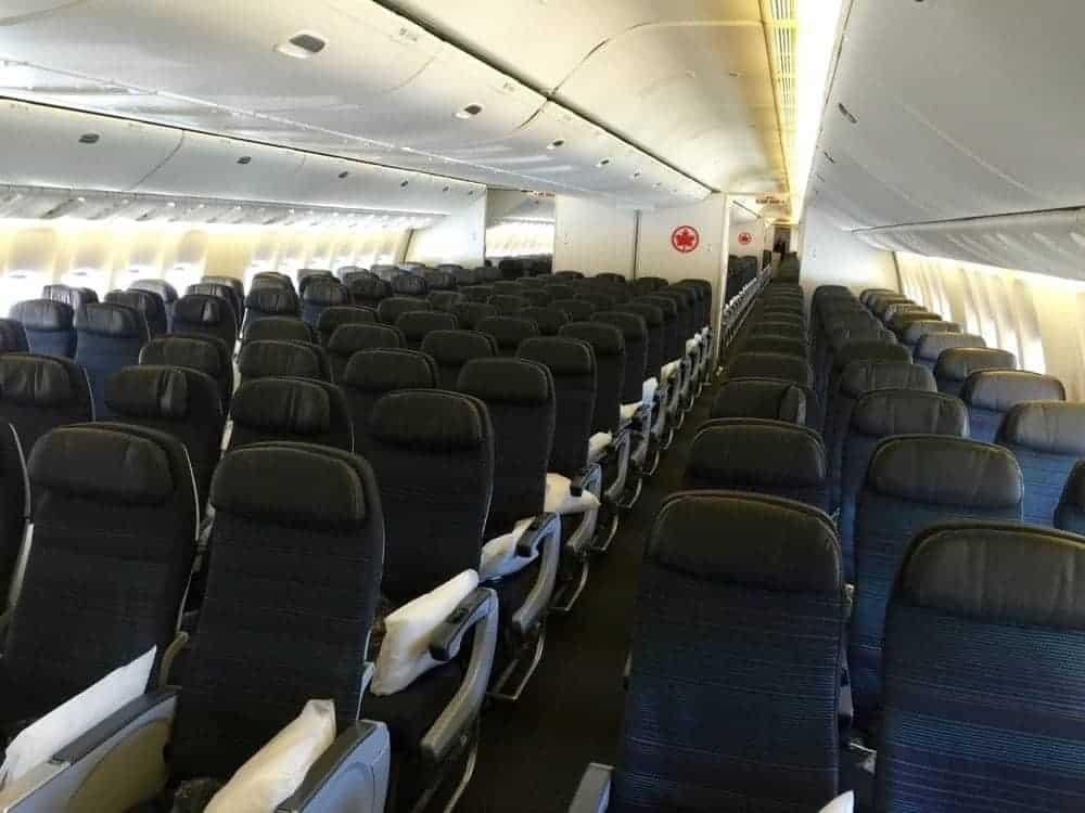 air canada affaires 777 cdg yul42