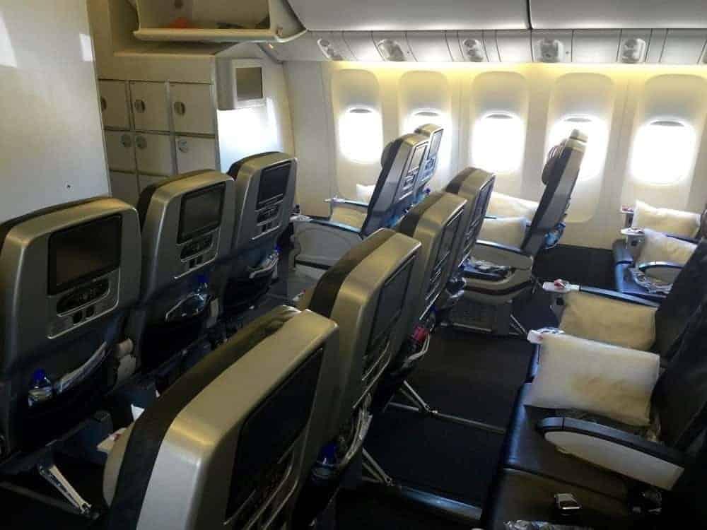 air canada affaires 777 cdg yul43