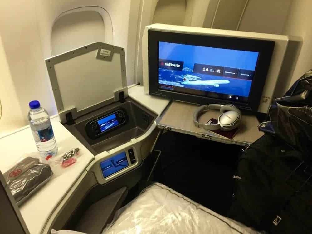 air canada affaires 777 cdg yul47