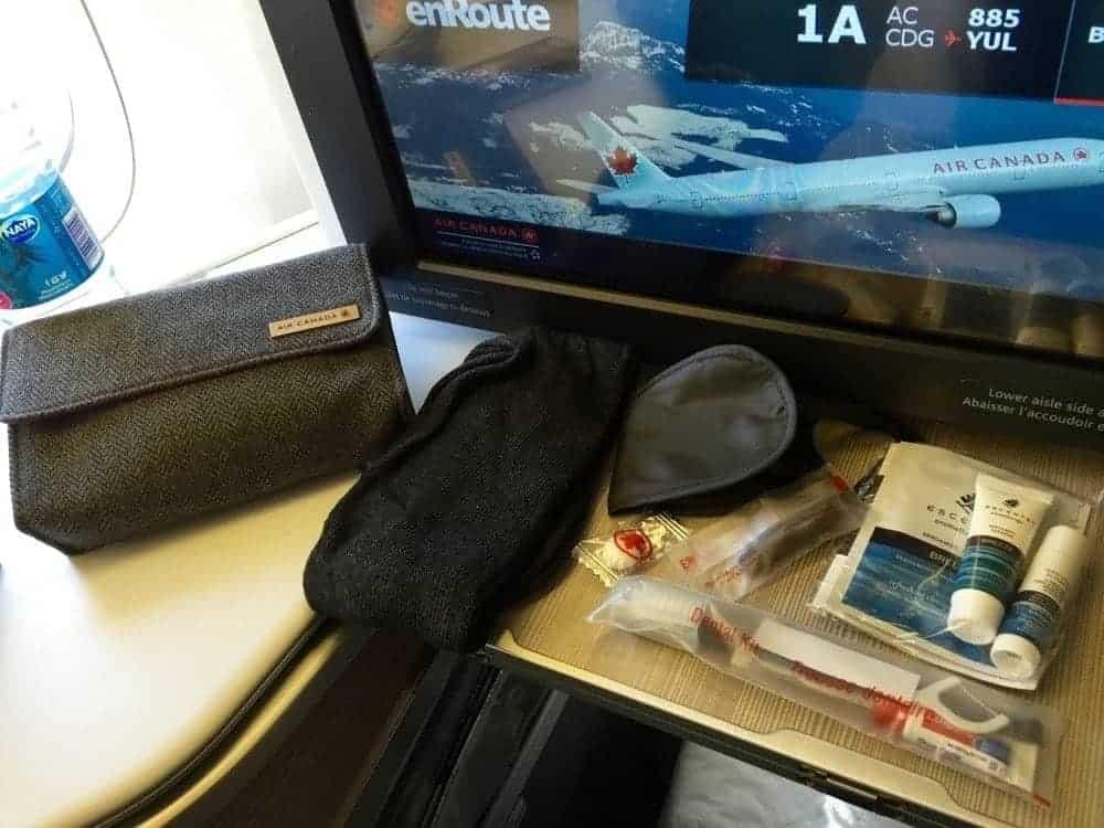 air canada affaires 777 cdg yul57