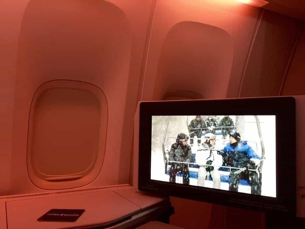 air canada affaires 777 cdg yul76