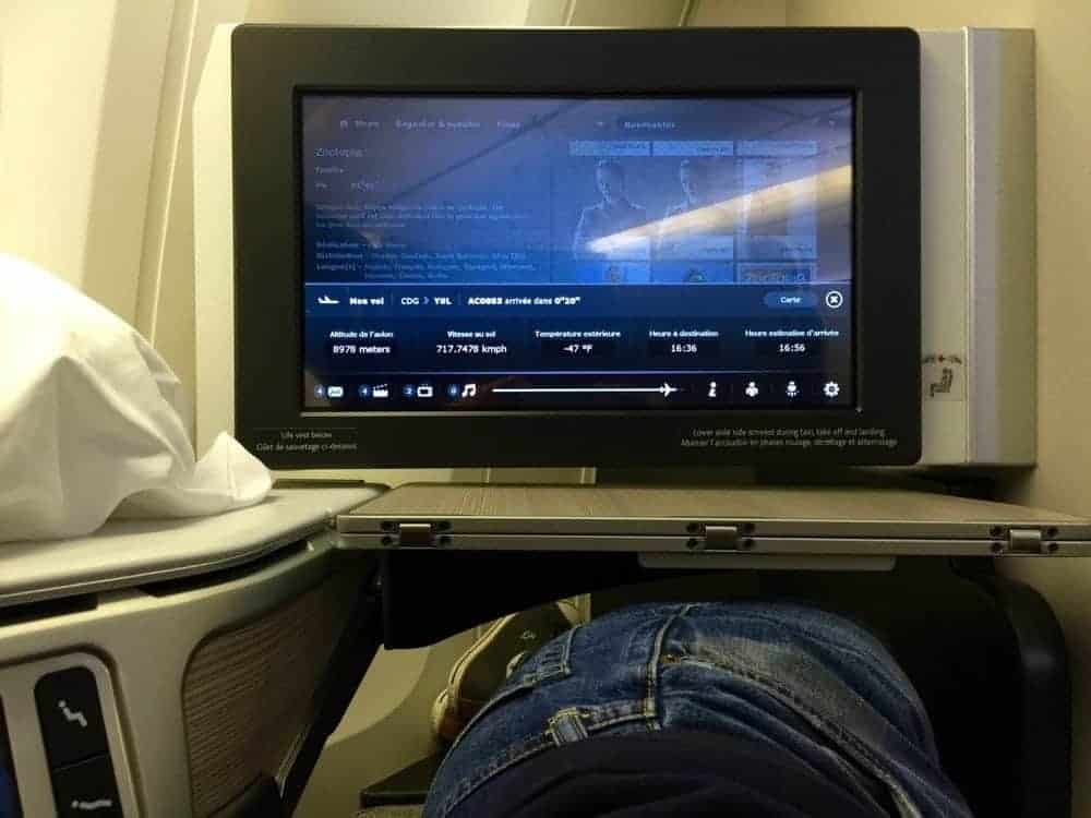 air canada affaires 777 cdg yul86