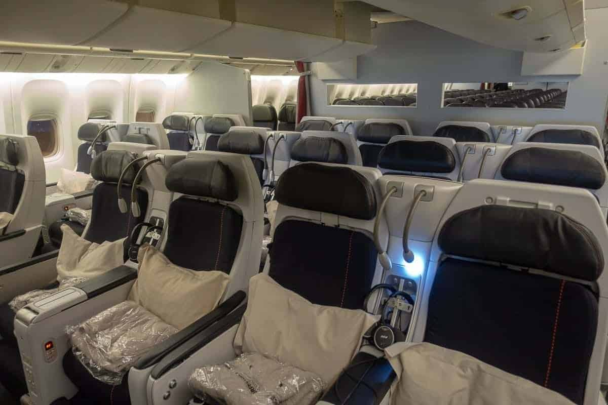 air france yul cdg business best 1