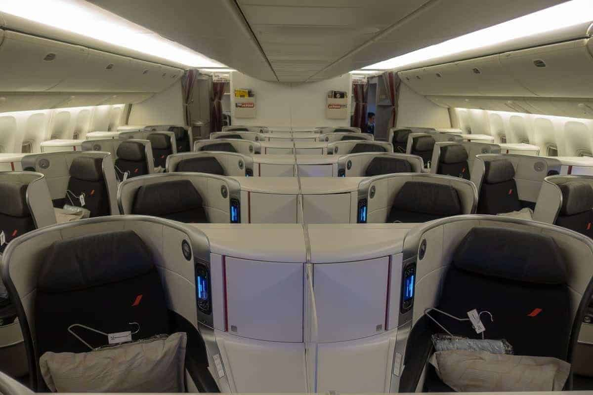 air france yul cdg business best 12