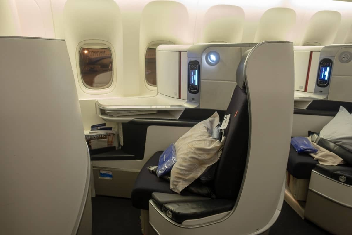 air france yul cdg business best 14