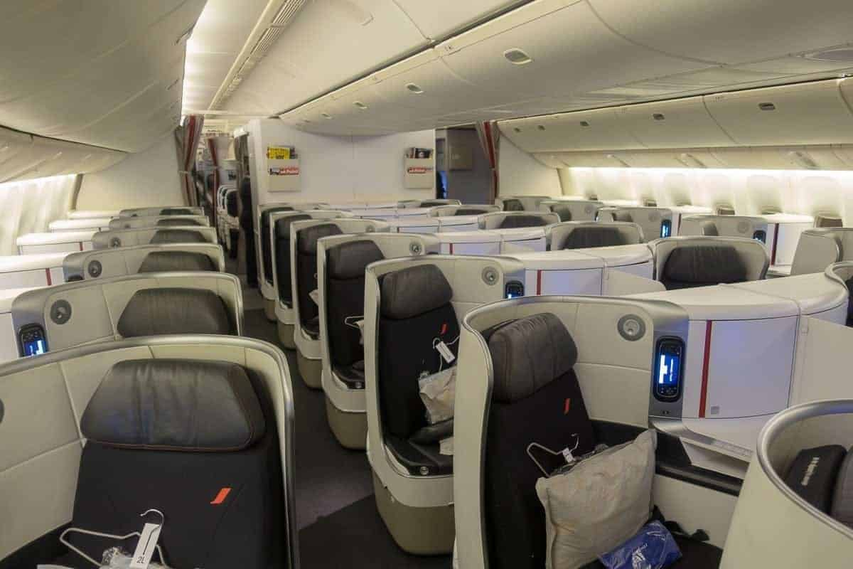 air france yul cdg business best 16