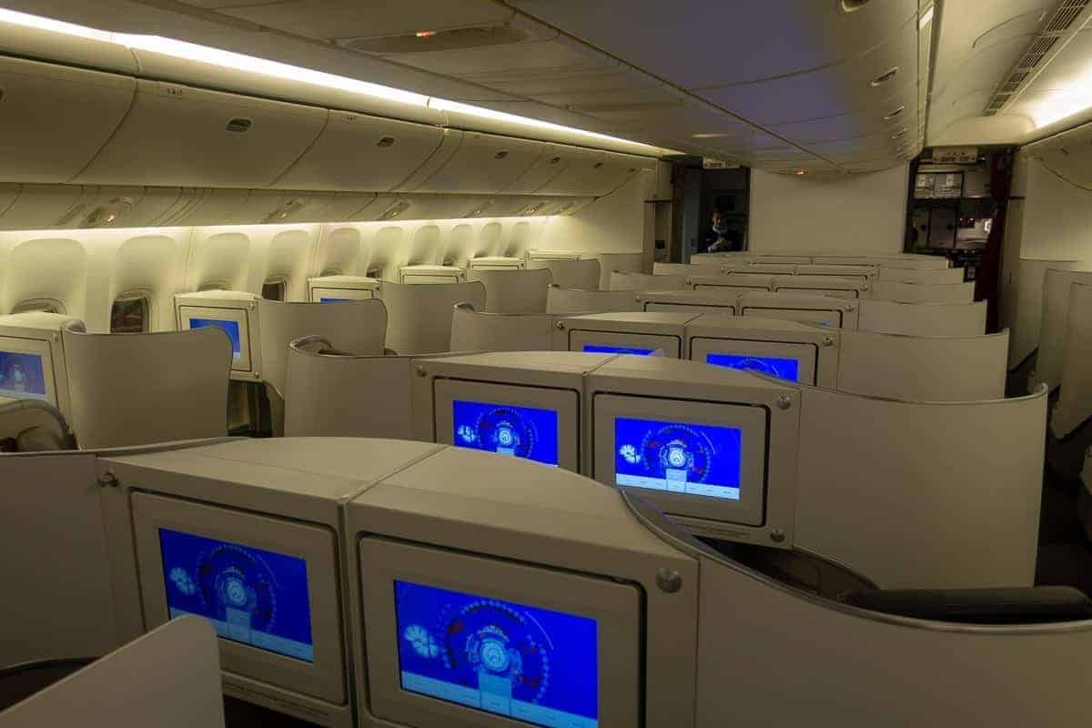air france yul cdg business best 17