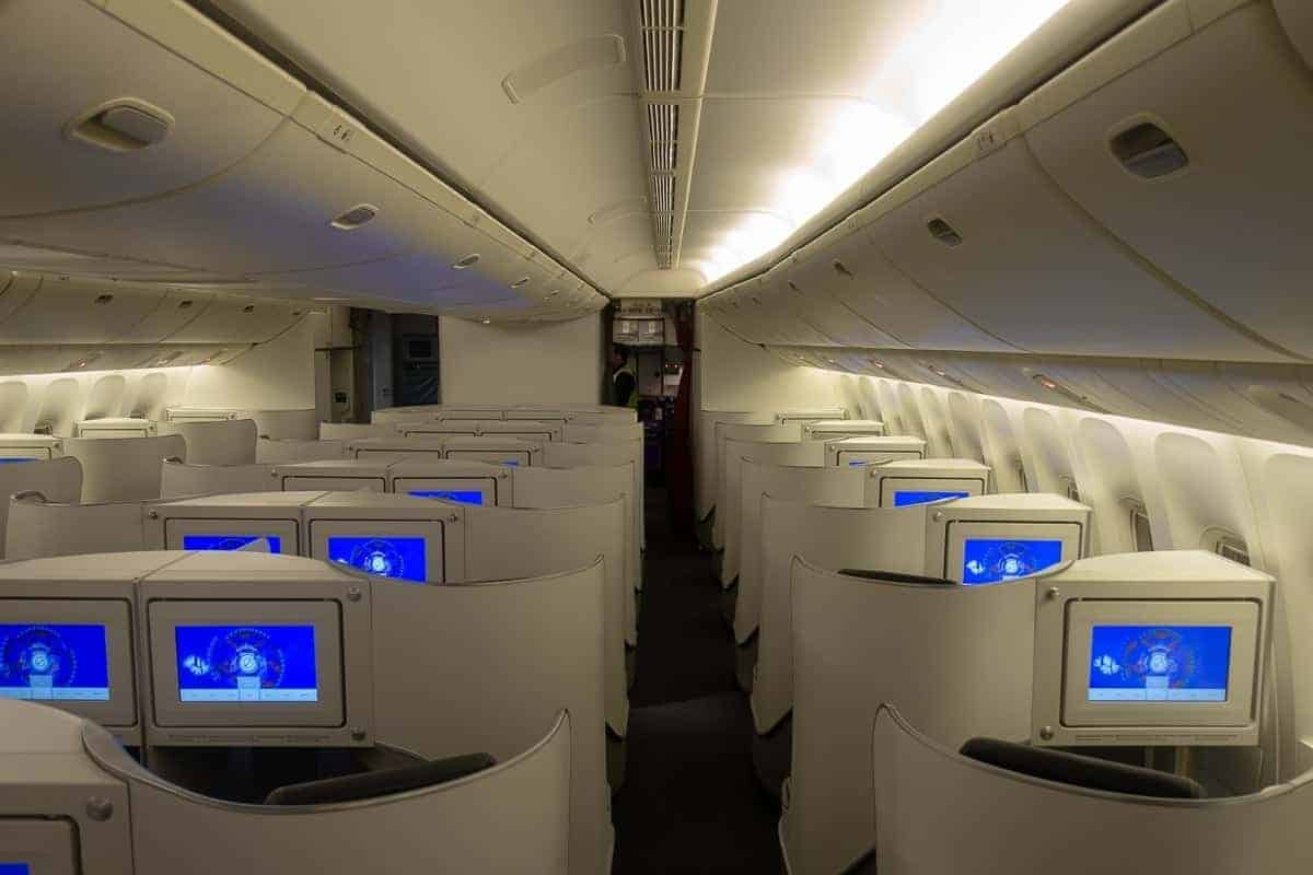 air france yul cdg business best 18