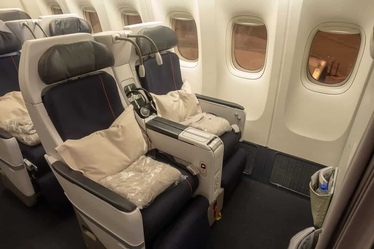 air france yul cdg business best 3