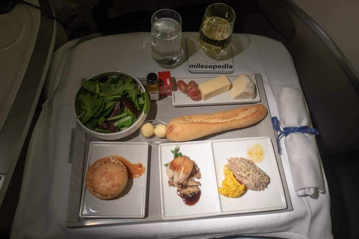 air france yul cdg business best 54