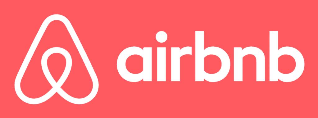 airbnb logo detail