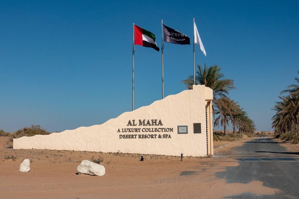 al maha a luxury collection desert resort and spa dubai