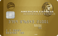 american express air miles business gold