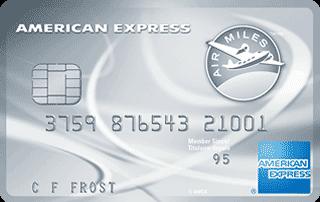 american express air miles platinum