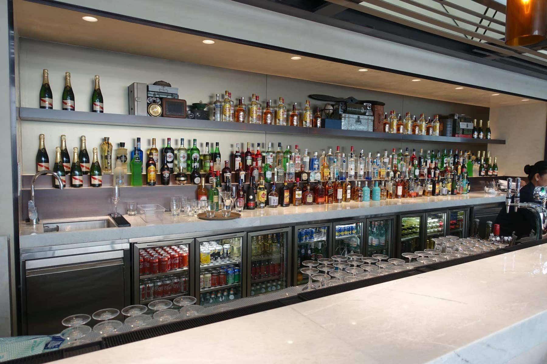 Salon American Express Centurion Lounge Hong Kong