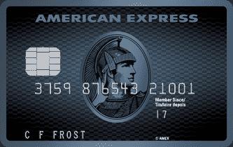 american express mr cobalt