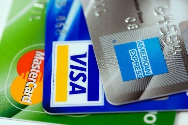 amex visa mastercard