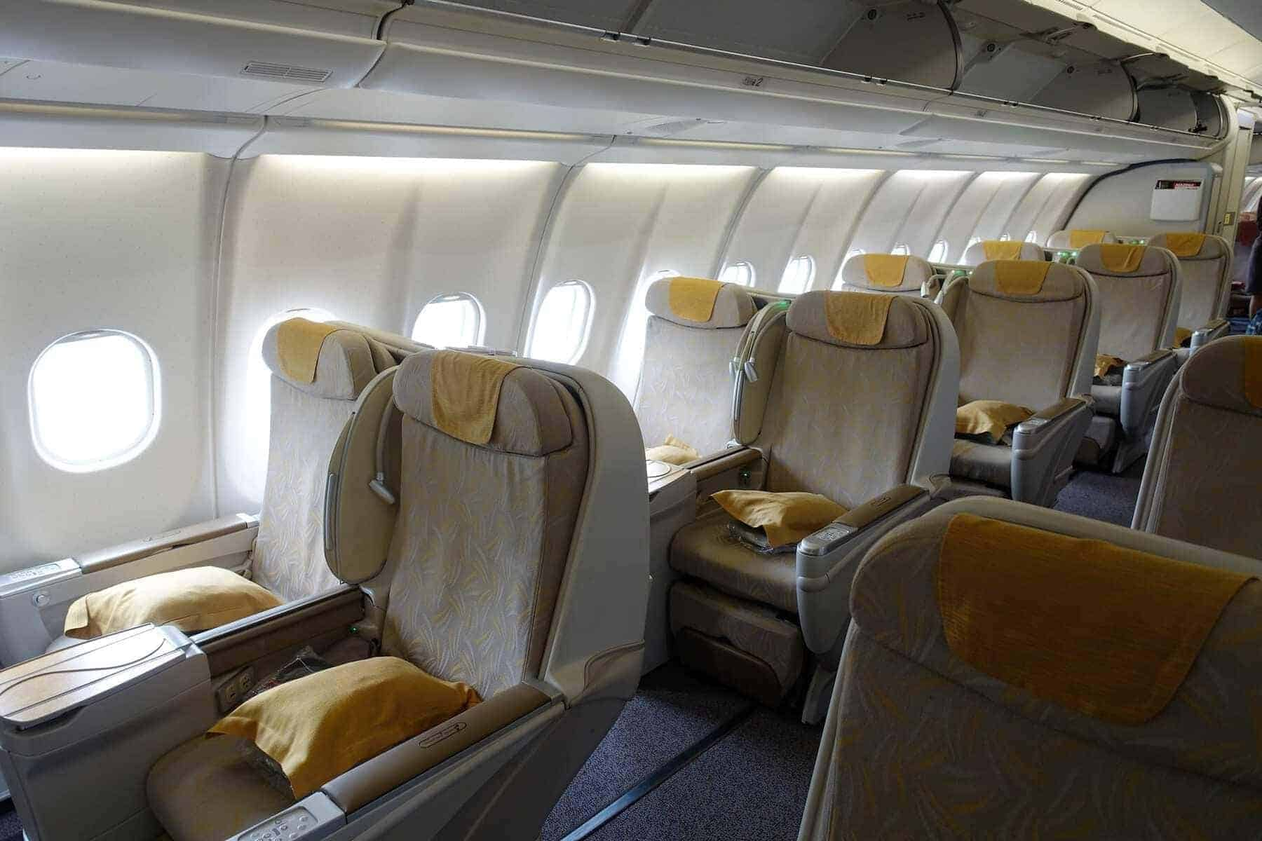 asiana airlines a330 business class sgn icn 10