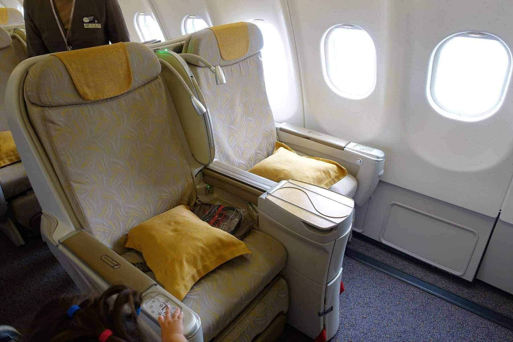 asiana airlines a330 business class sgn icn 11