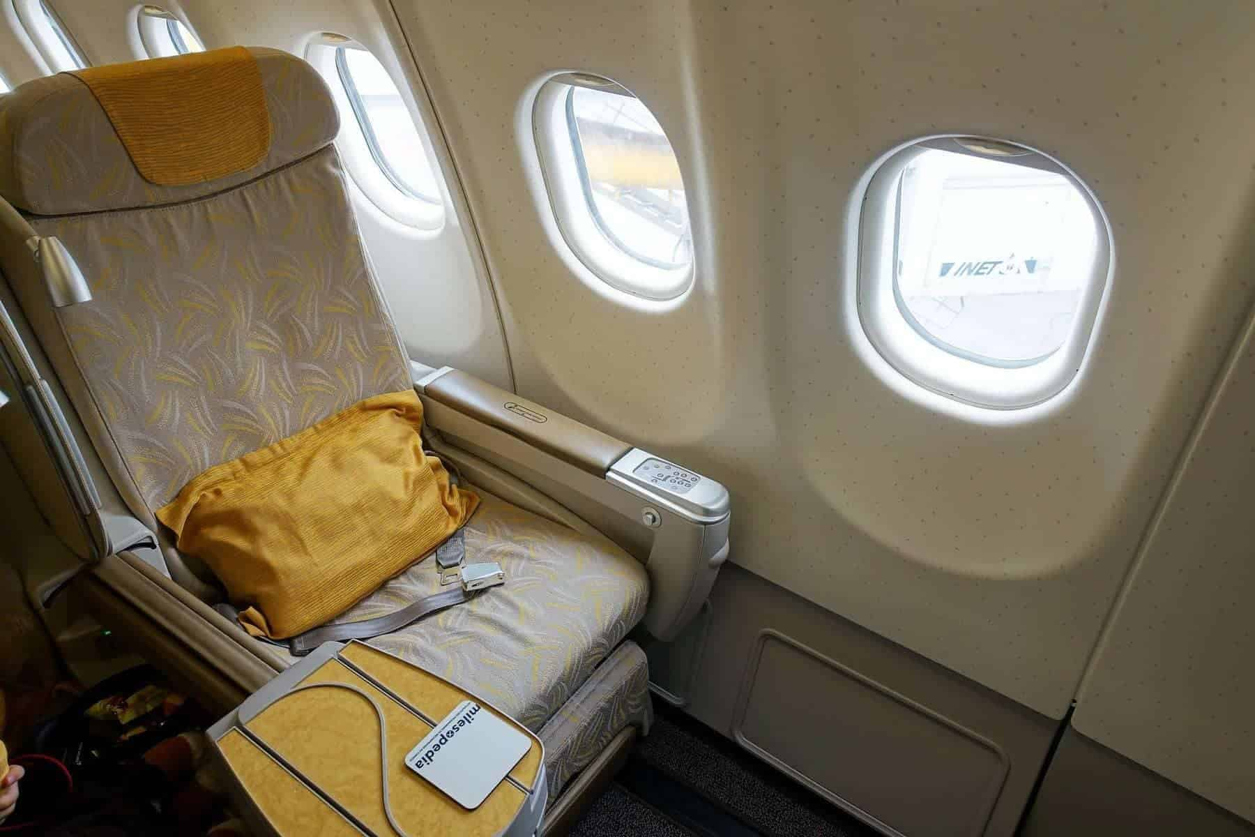 asiana airlines a330 business class sgn icn 17