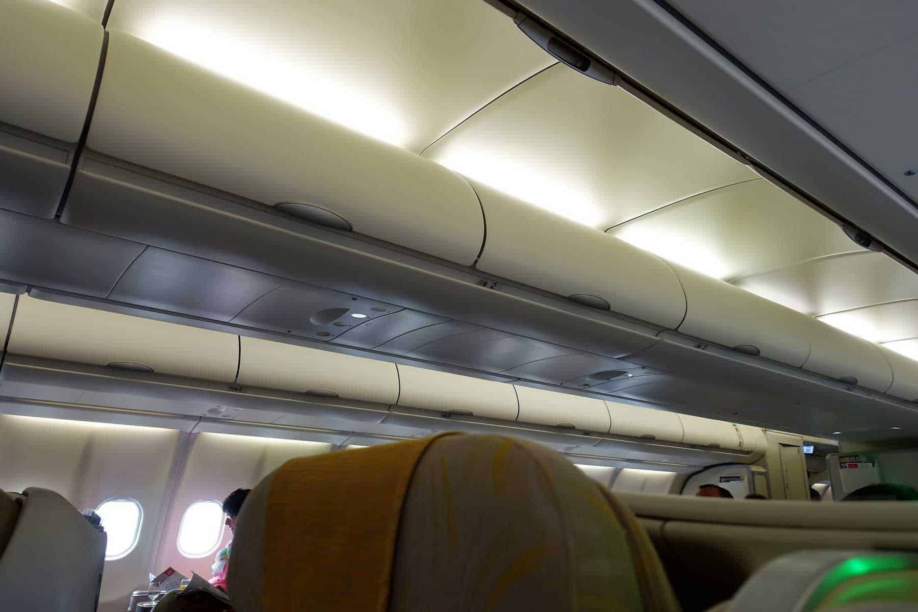 asiana airlines a330 business class sgn icn 33
