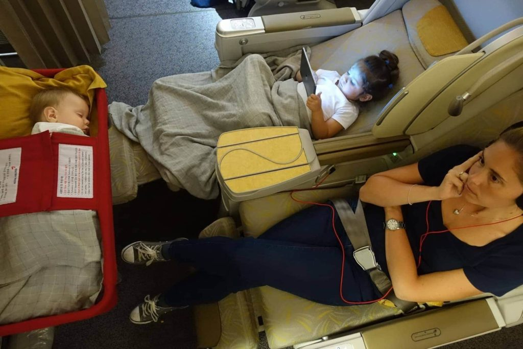 asiana airlines a330 business class sgn icn 57