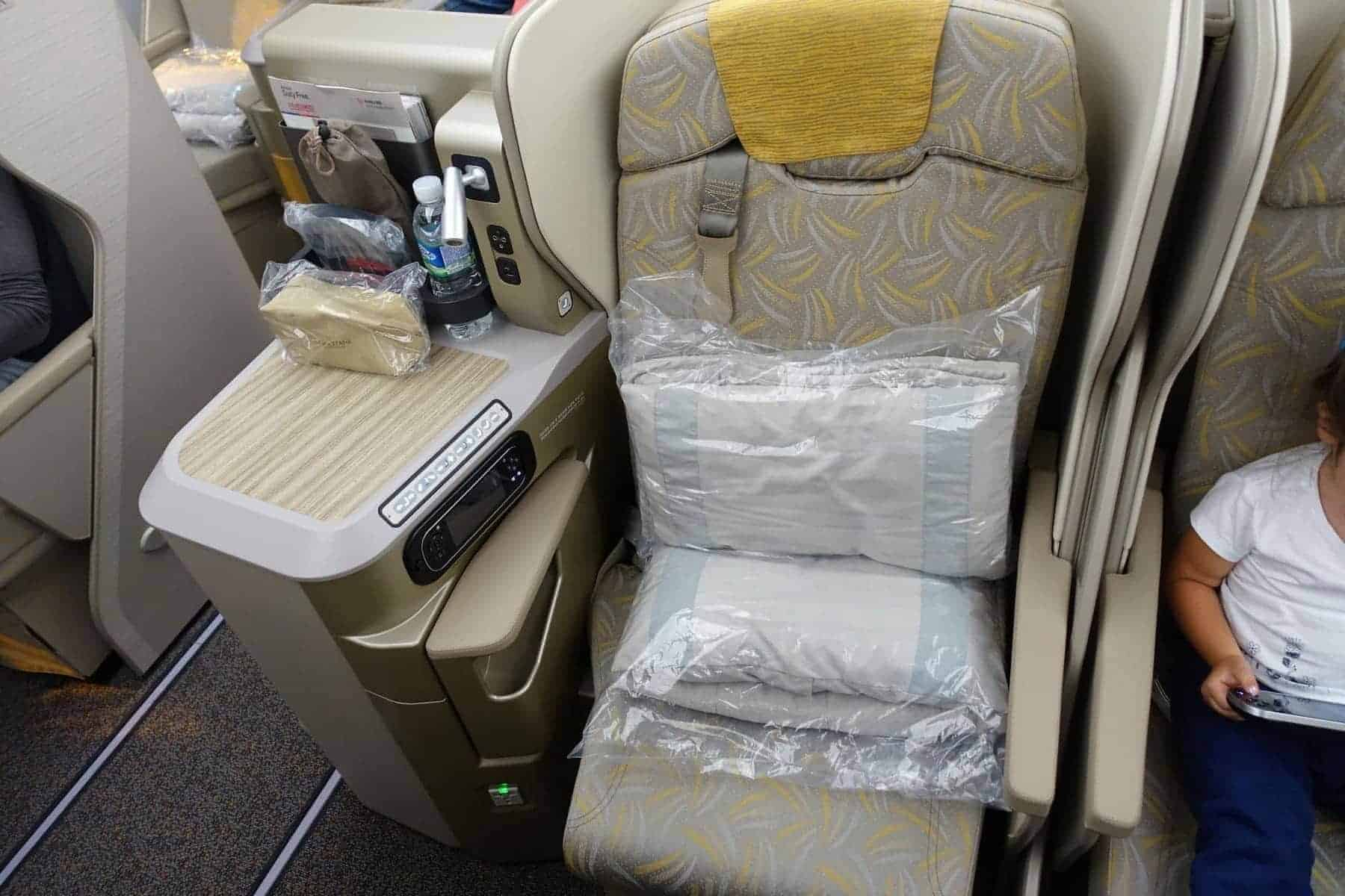 asiana airlines a350 business class icn sfo 21