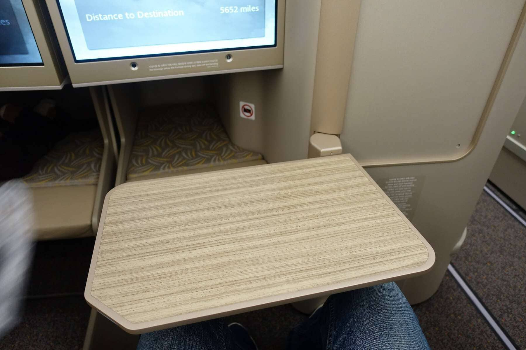 asiana airlines a350 business class icn sfo 28