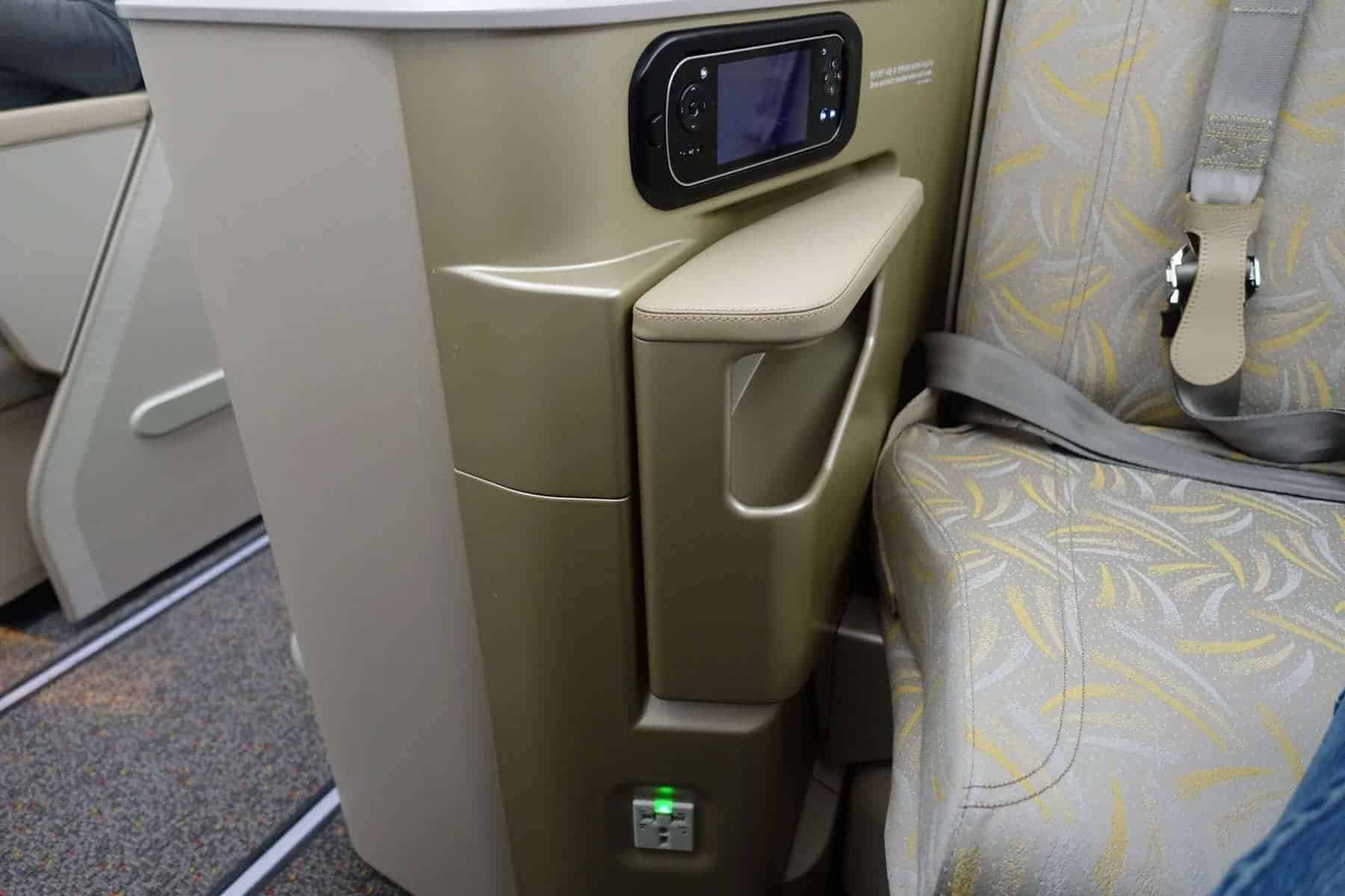 asiana airlines a350 business class icn sfo 34