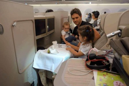 asiana airlines a350 business class icn sfo 58