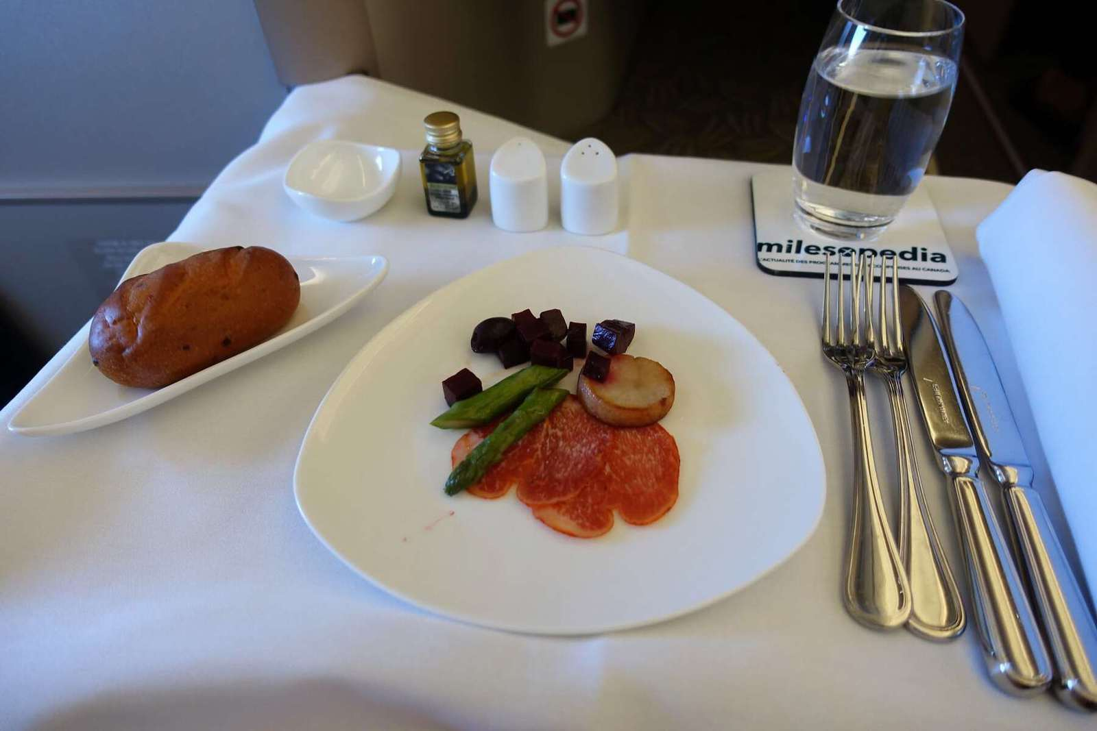 asiana airlines a350 business class icn sfo 66