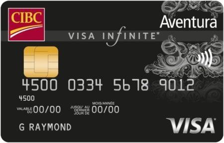 aventura cibc visa infinite