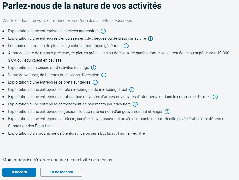bmo activites nature