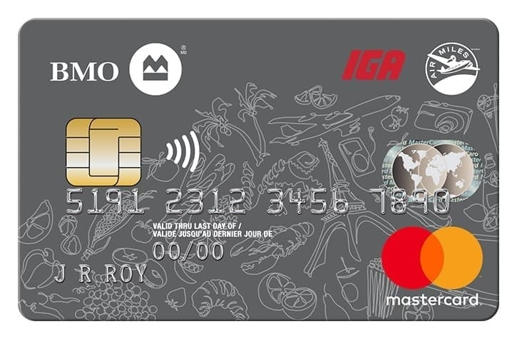 bmo iga mastercard en 1