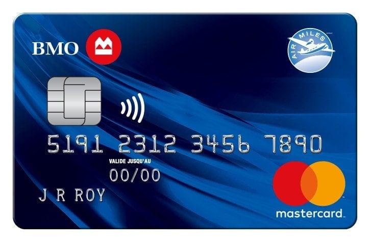 bmo no fee air miles mastercard juno fr 1