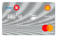 bmo shell world air miles mastercard fr