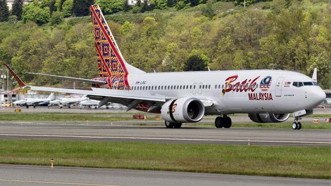 boeing delivers 737 max 8 to malindo air1
