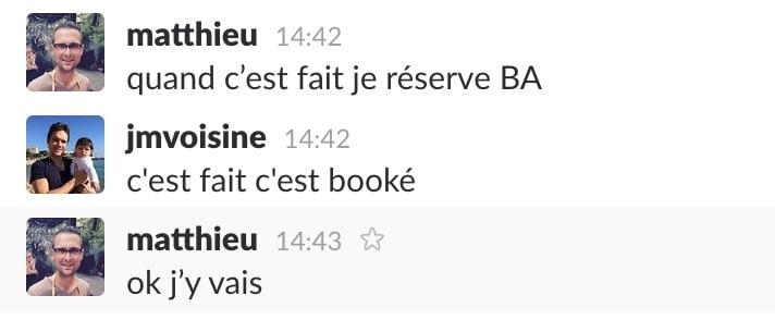 book ba