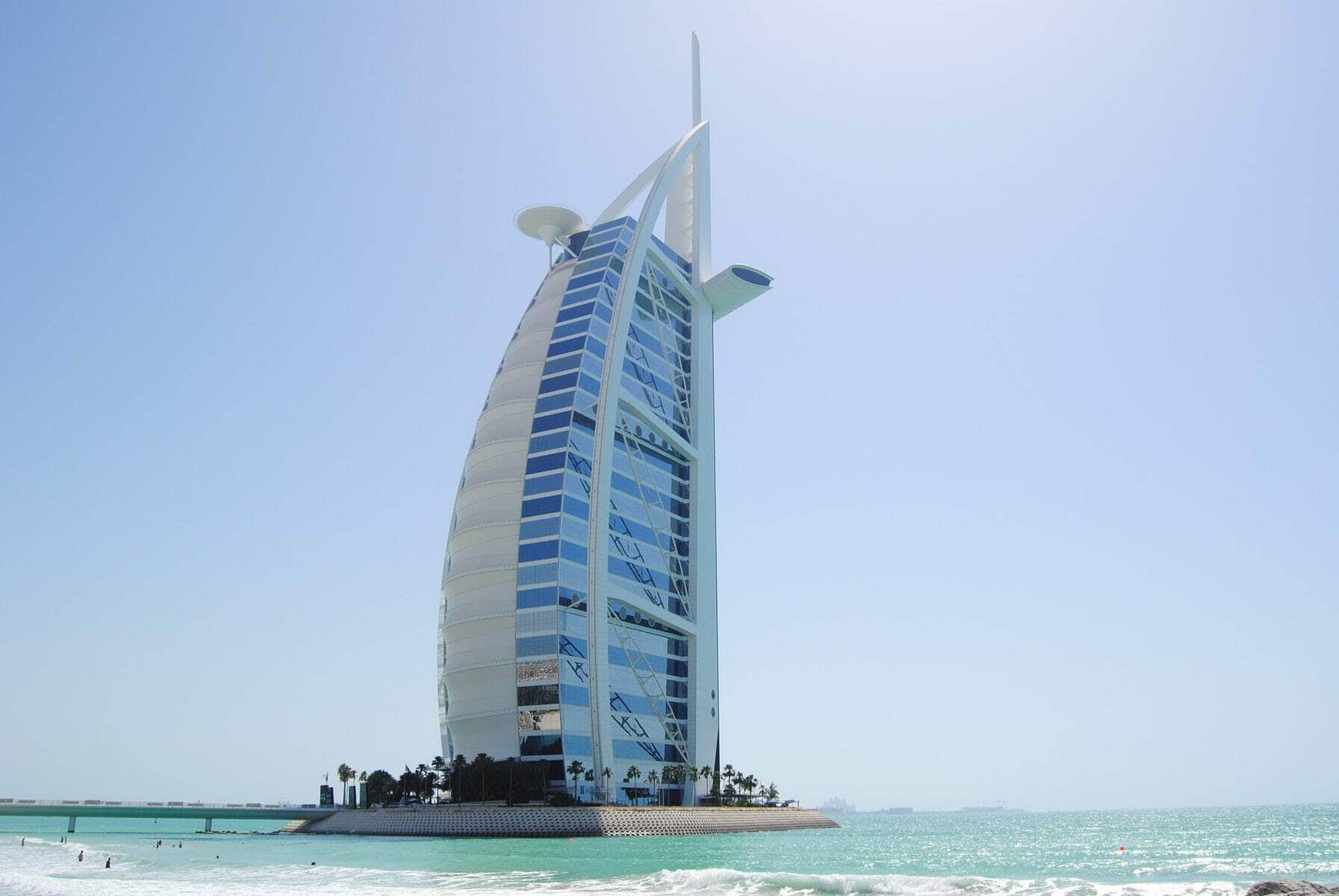 burj al arab copie